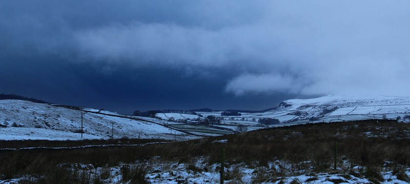 Ribblesdale storm