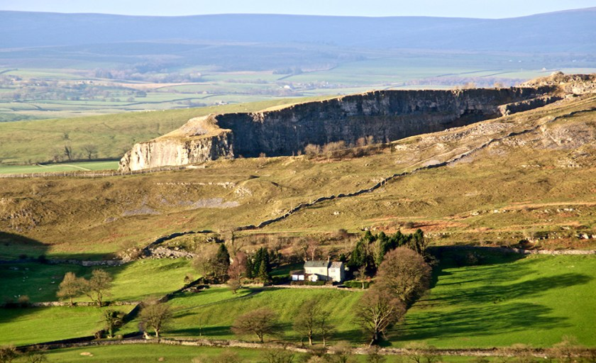 Yorkshire quarry