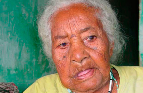 black woman 115-years-old