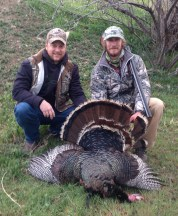 Colorado Turkey Hunting Jackson Outfitters