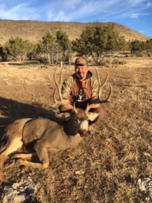 2016 3rd rifle buck scored 175