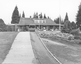 JP clubhouse 1950