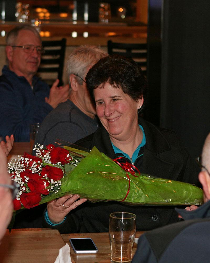 Kathy Wake, Jackson Park General Manager