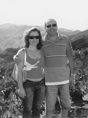 Edivaldo Araújo e Sandra - Foto