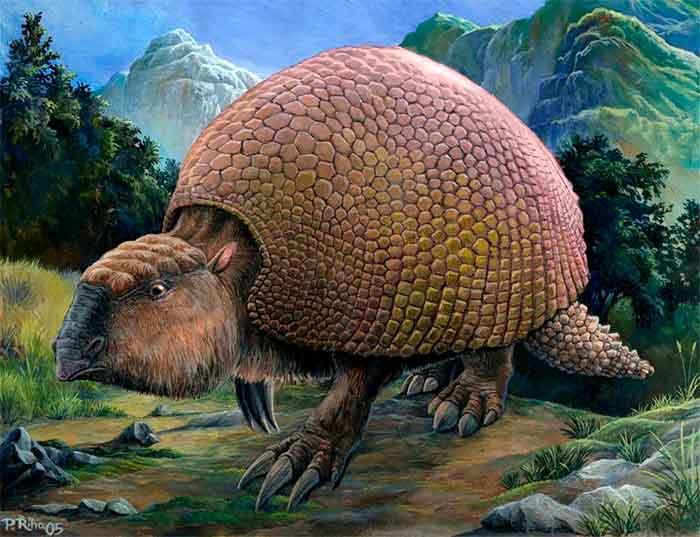 animal pré-histórico extinto - wikipédia