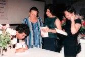Fotos da noite de autógrafos do lançamento do livro de Jackson Rubem IRECÊ UM PEDAÇO HISTÓRICO DA BAHIA.