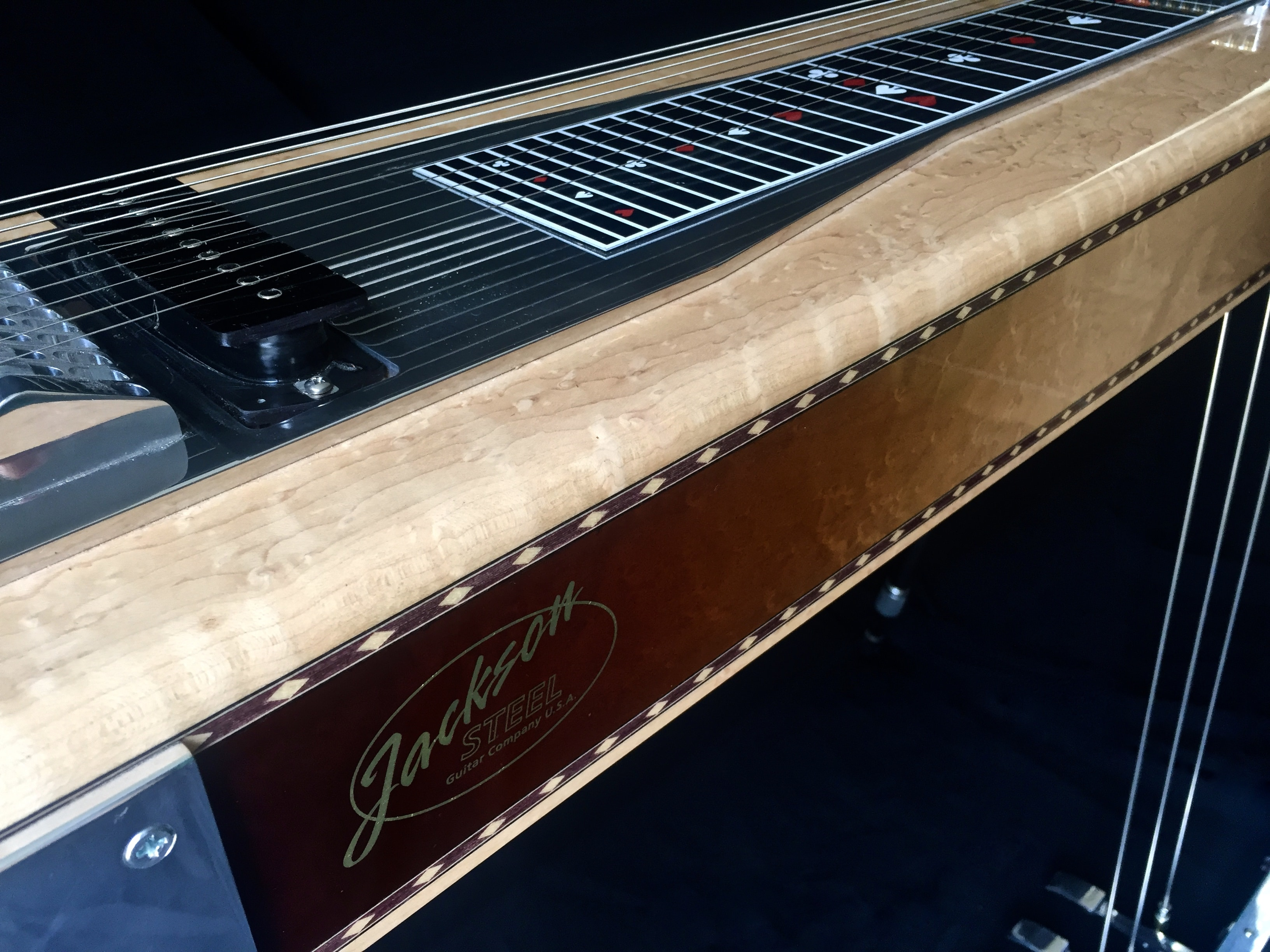 Three Guitar Pedal Case