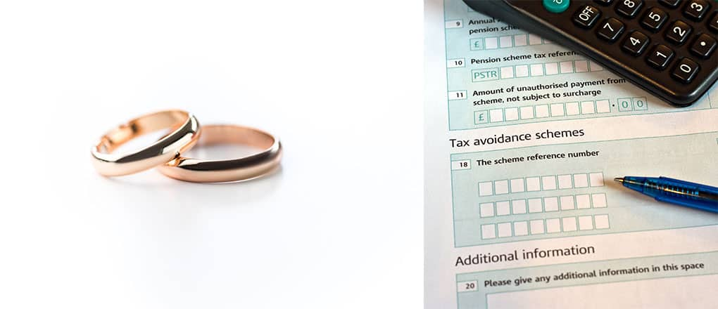 Married couples tax