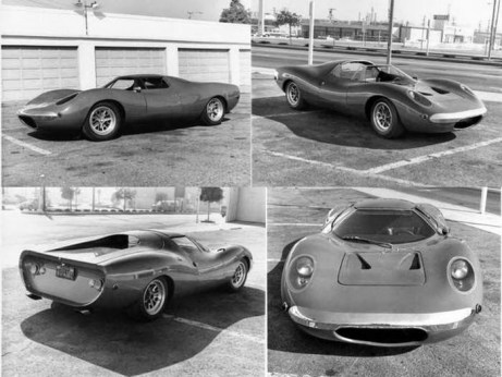 See this one-of-a-kind car in Amelia this month