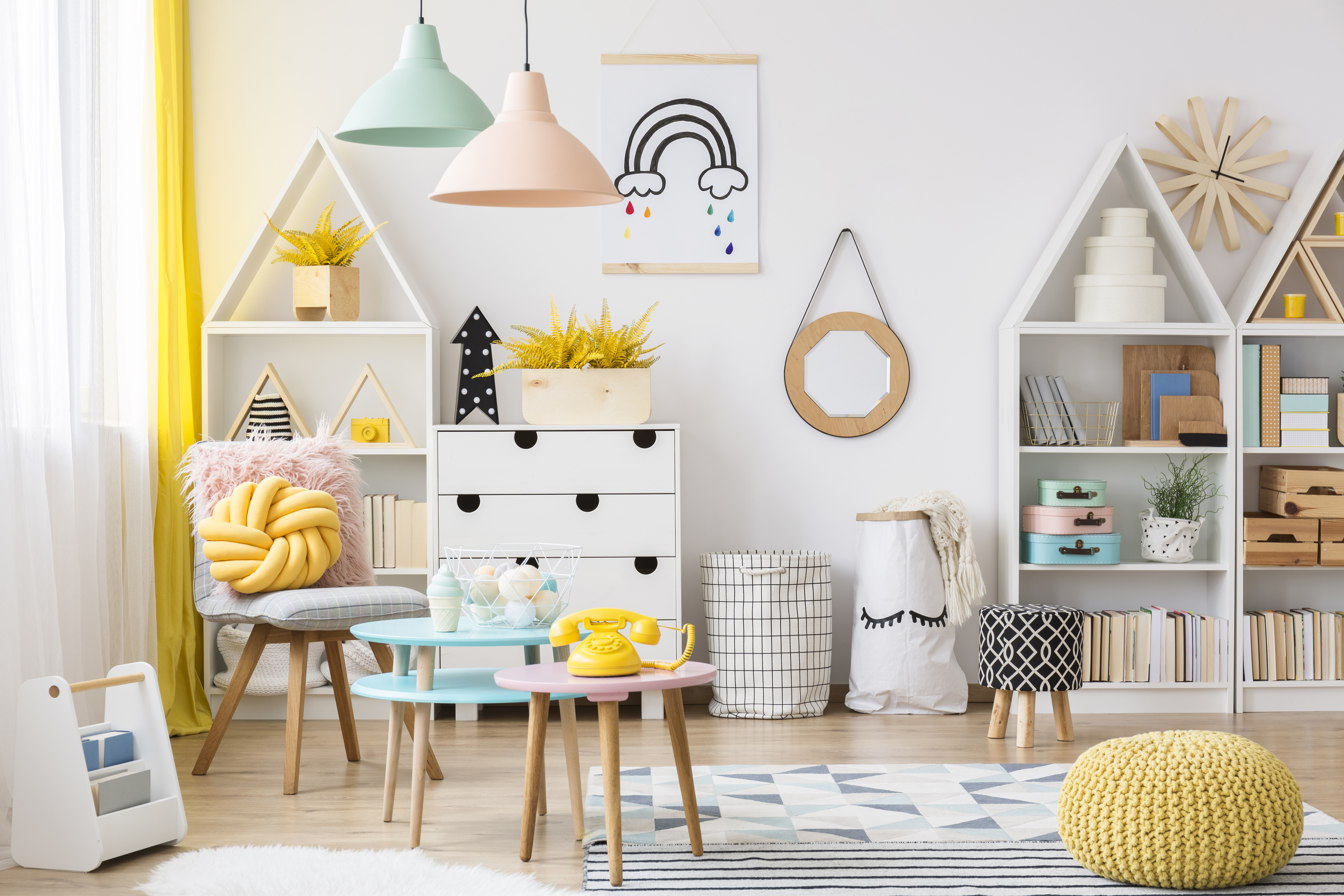 Tips From Local Interior Designers On Creating The Ultimate Playroom Jacksonville Magazine