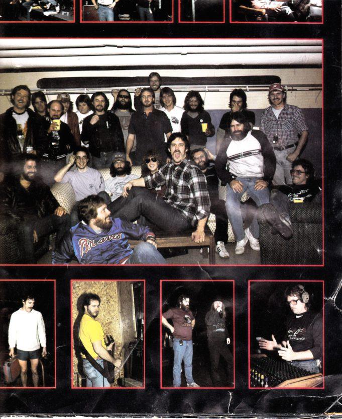 38 Crew - 1984
