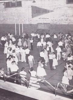 Lake Shore Gym cropped 1956