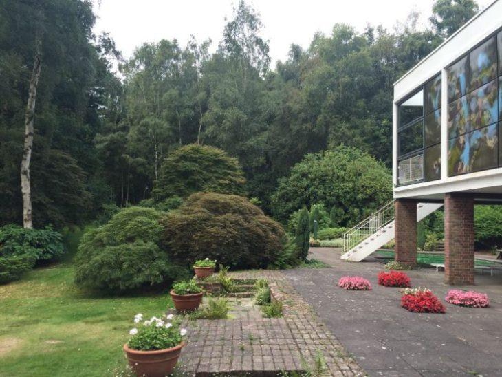 The Homewood garden design