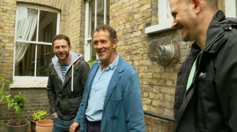 Jack Wallington Big Dreams, Small Spaces, Monty Don