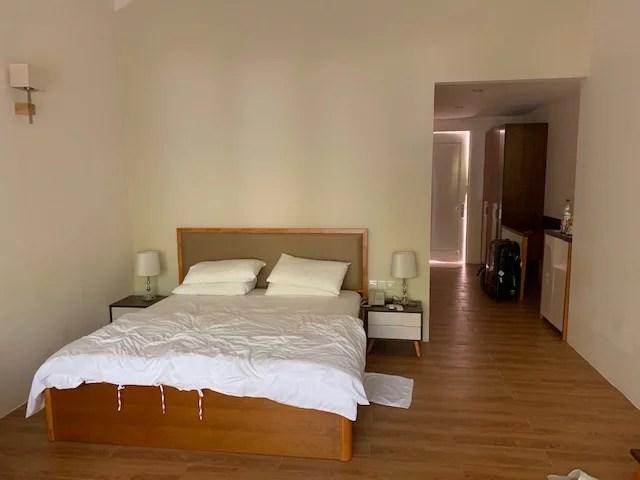 Hondaafushi Island Resort Zimmer