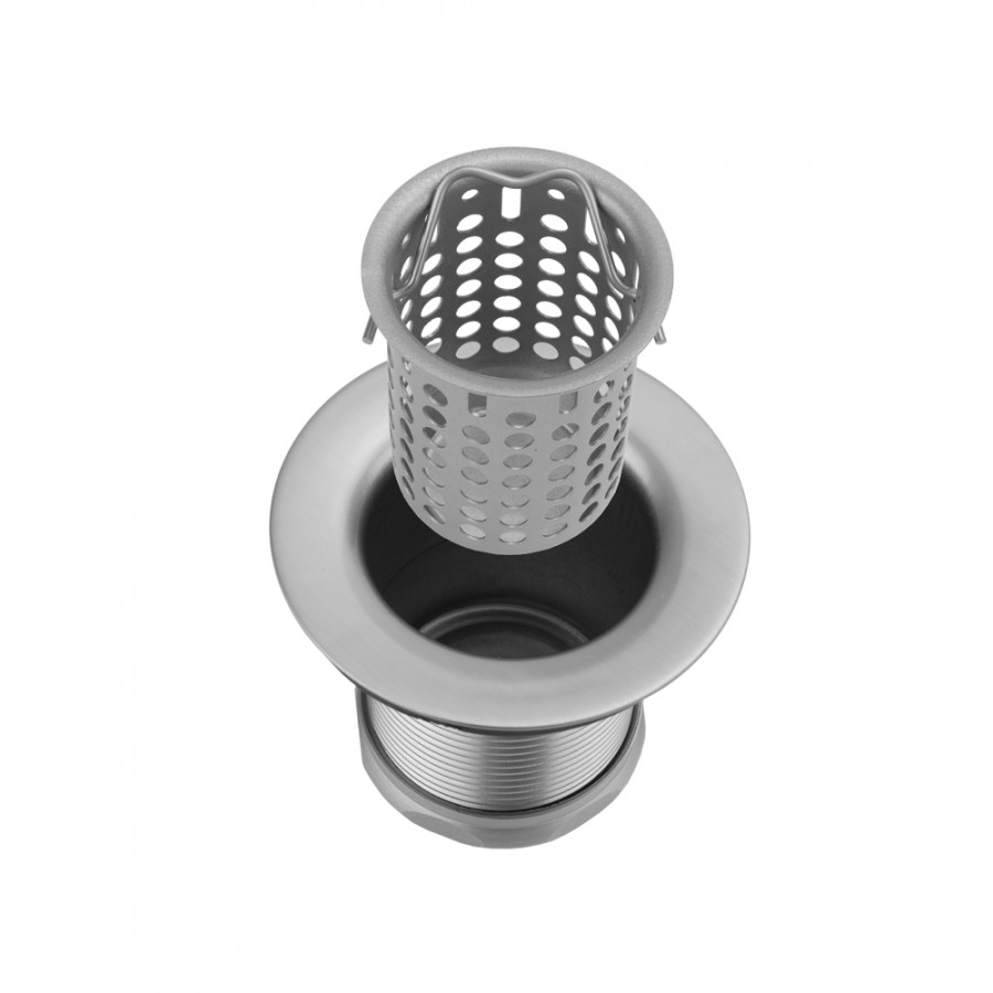 deep cup bar sink strainer