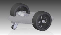 CAD: Fahrgestell