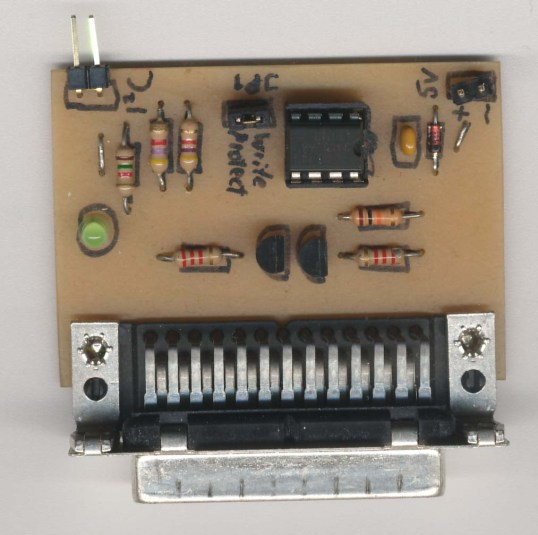EEPROM Programmieradapter