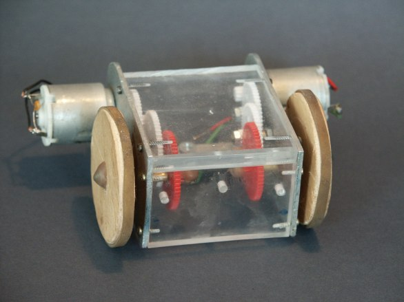 MOPS chassis