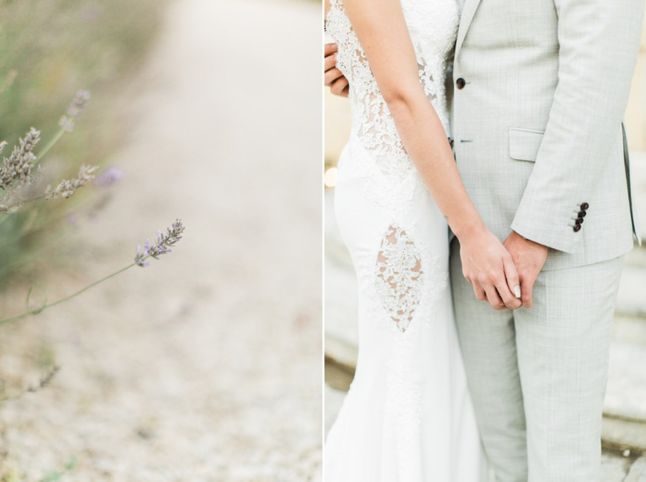 Wedding Details at Chateau la Durantie in France