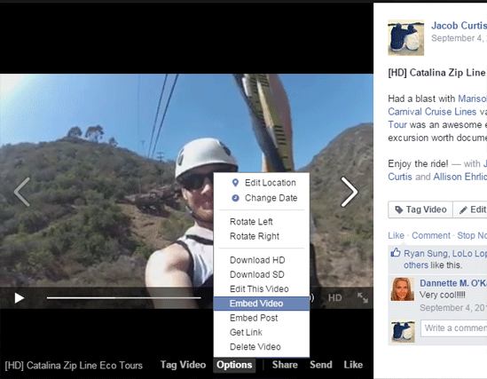 embed-personal-facebook-video