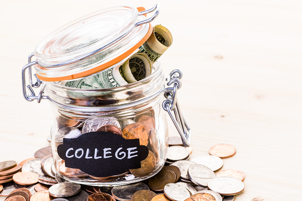 Time to Start Saving for College