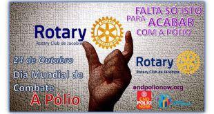O 5º evento anual do Dia Mundial de Combate à Pólio será realizado nesta quarta-feira (24) na sede da Fundação Bill e Melinda Gates , em Seattle, EUA