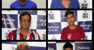 Resultado de imagem para Operação Fachada resulta em 17 presos em quatro municípios