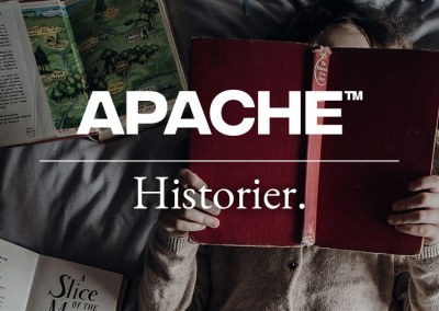 Apache identity & website