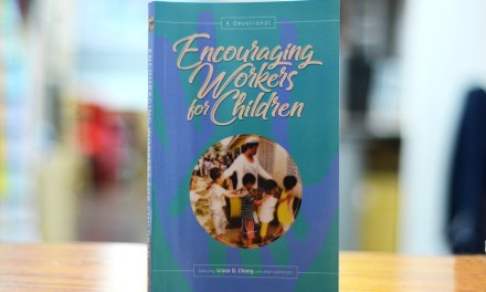 BOOK LAUNCH: Encouraging Workers for Children