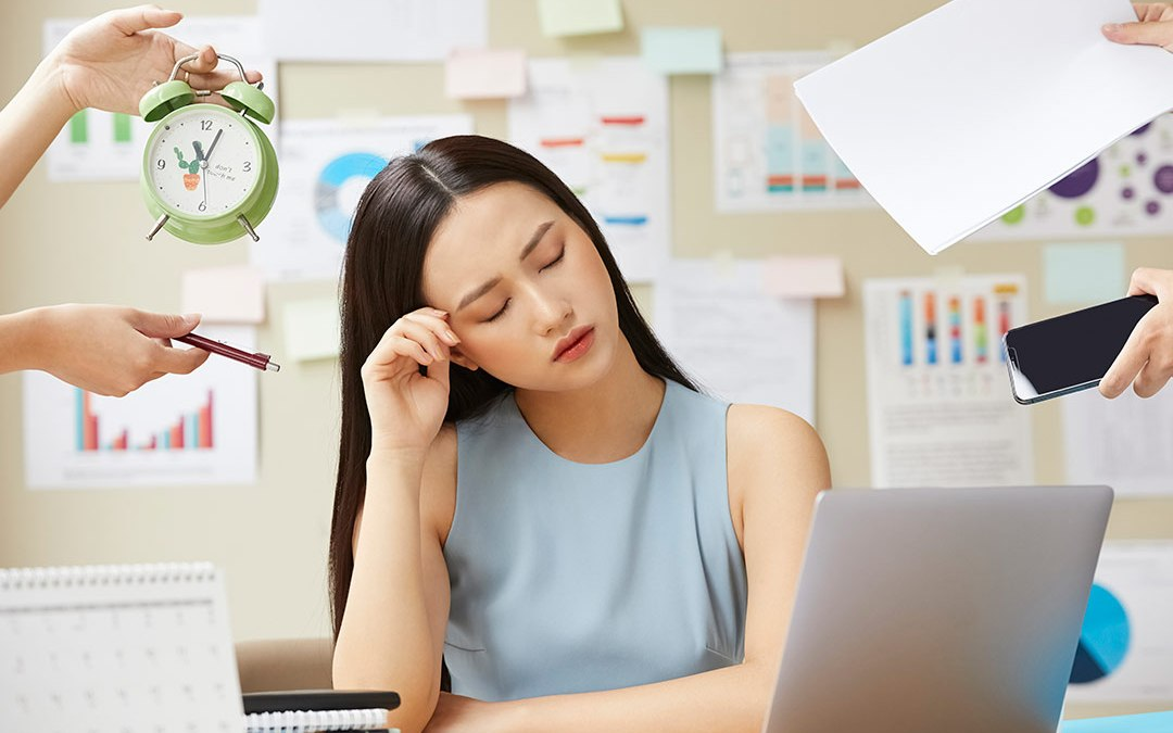3 Guidelines to Effectively Deal with Stress