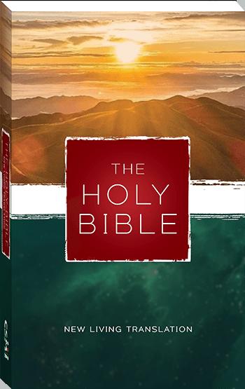 NLT Bible_Sunrise