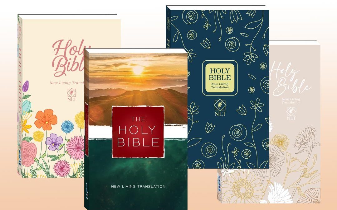 Church Strengthening Ministries Releases New Living Translation of the Bible with Beautiful Covers