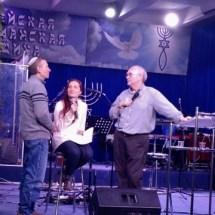 Wade Clark teaching coaching in the Ukraine