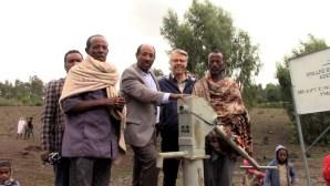 Well dedication Gondar April 2021