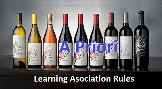 Aprendizaje con Reglas de Asociación | JacobSoft