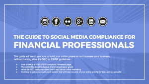 digital marketing compliance for financial professionals