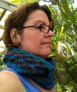 Checkerboard Cowl