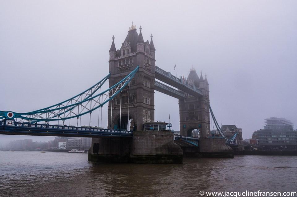 Kerst in Londen