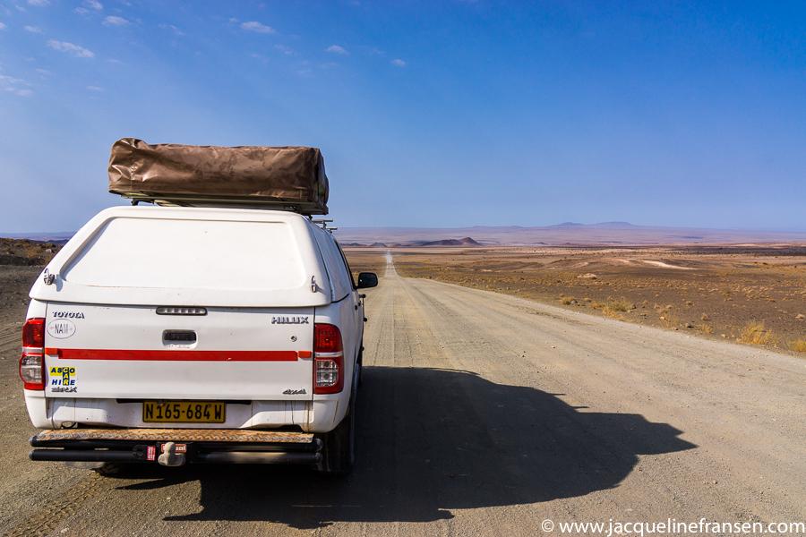 Een bijzondere rondreis door Namibië