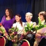 Lorraine, Jacqueline, Joan, Nina
