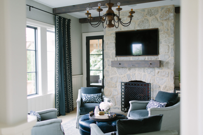 A Timelessly Elegant Mansion Lark Amp Linen
