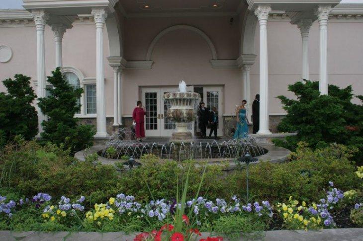 Jacques Reception Center First Communion Venue