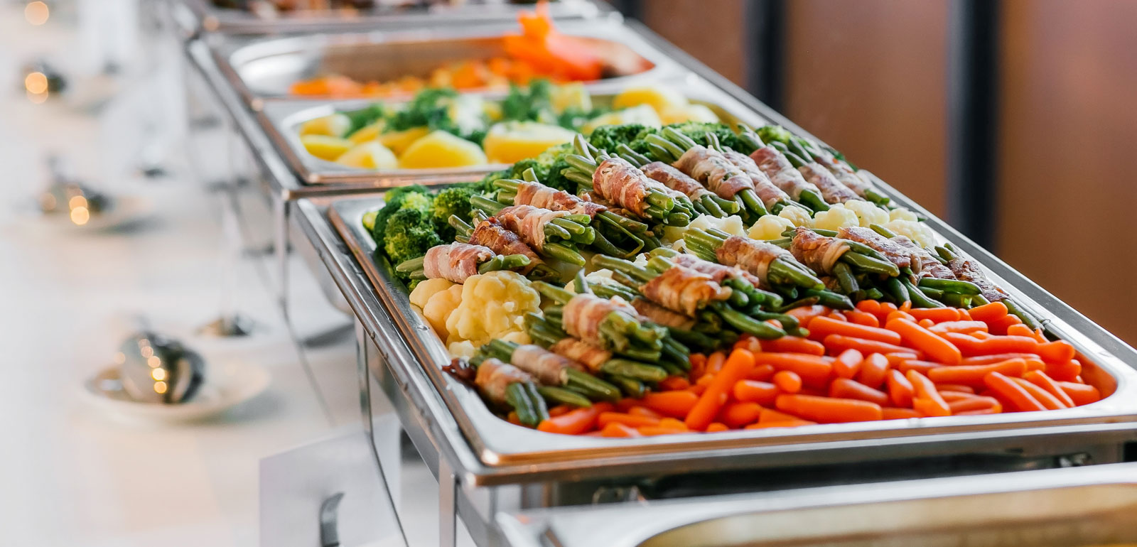 Jacques exclusive catering buffet
