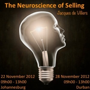 Neuroscience sales training in South Africa