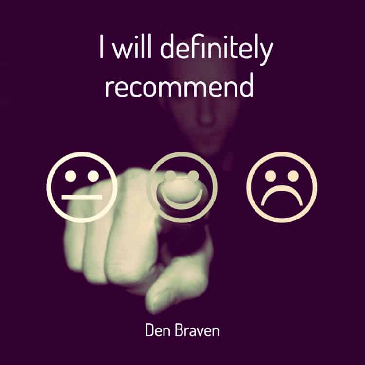 Key account management trainer, Jacques de Villiers Testimonial from Den Braven