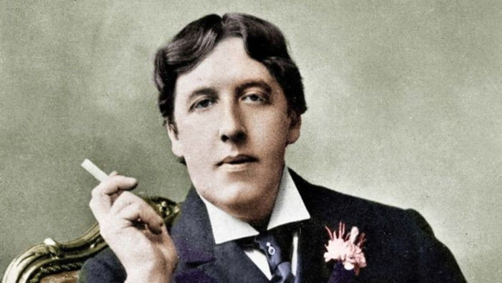 Oscar Wilde, Flaneur and Dandy