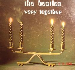 Pochette du disque Very Together, le premier des Beatles.