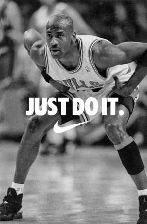 Michael Jordan, Nike