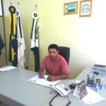 Vice-prefeito assume prefeitura durante 30 dias